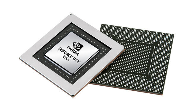 NVIDIA GeForce GTX 970M SLI