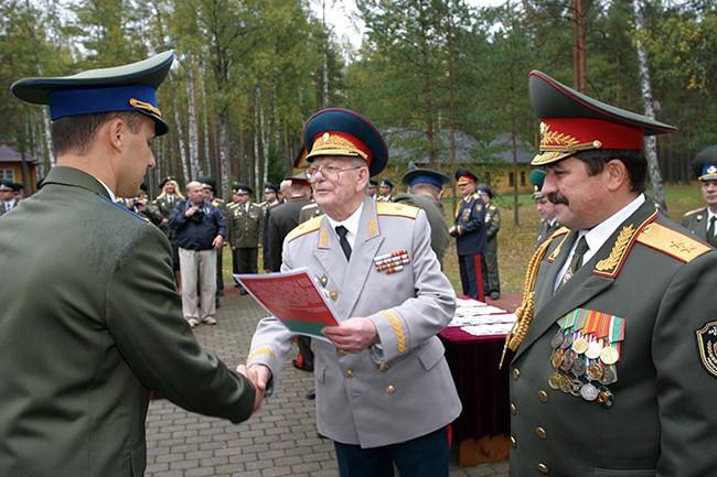 Академия Федеральной Службы Безопасности РФ