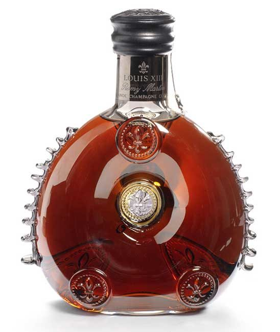 Black Pearl Louis XIII