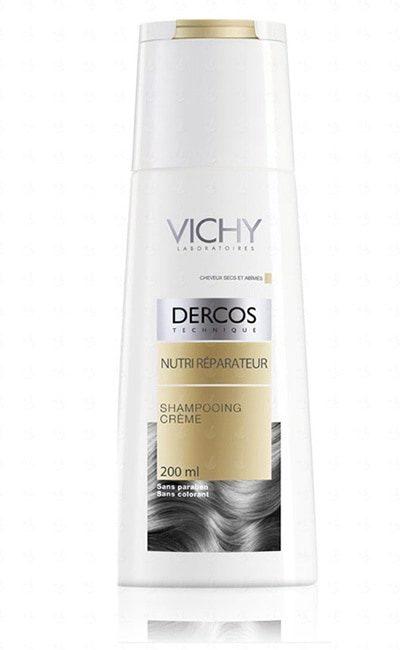Dercos Укрепляющие керамиды и 3 питательных масла от Vichy