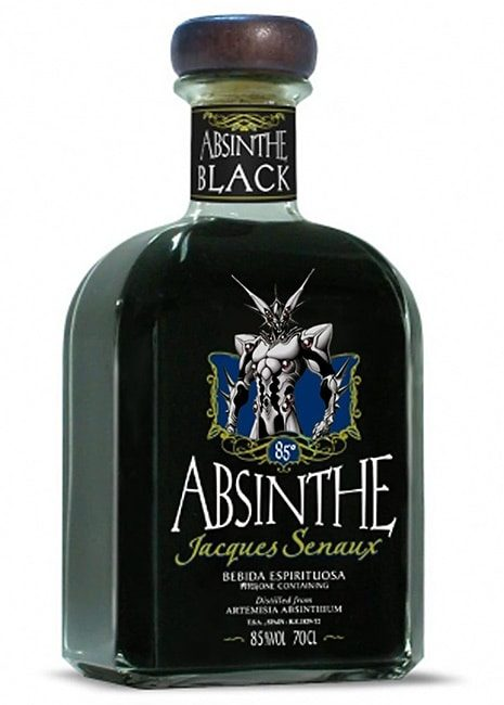 Абсент Jacques Senaux Black