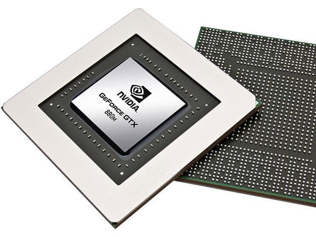 NVIDIA GeForce GTX 880M SLI