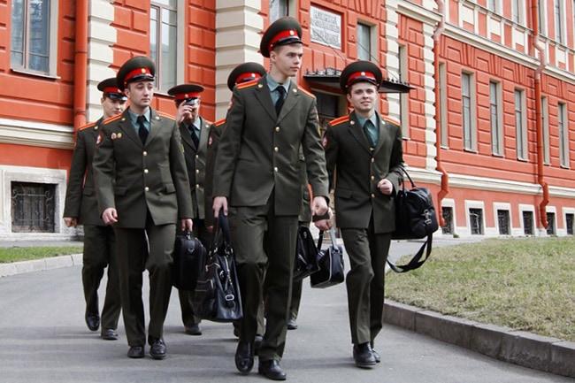 военно медицинские академии россии: