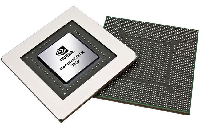 NVIDIA GeForce GTX 780M SLI