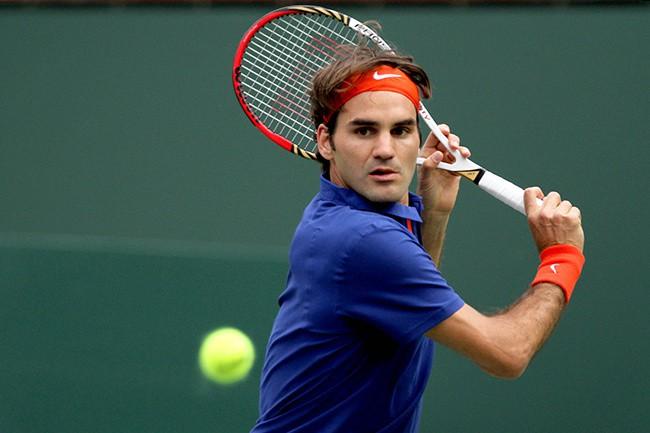 Роджер Федерер - один из самых высокооплачиваемых спортсменов