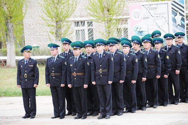 Хабаровский военный институт Федеральной пограничной службы ФСБ РФ
