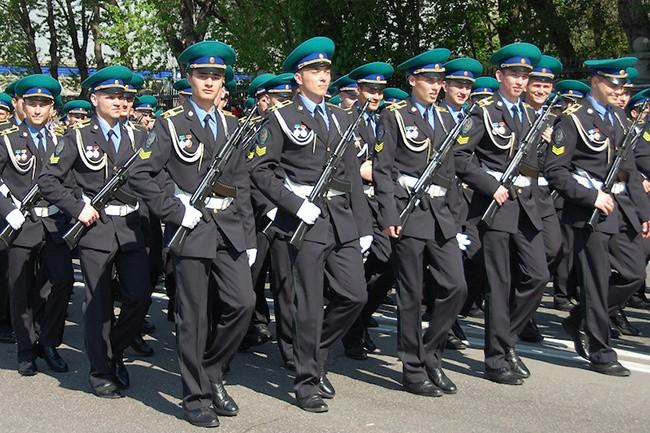 Голицынский военный институт Федеральной пограничной службы ФСБ РФ