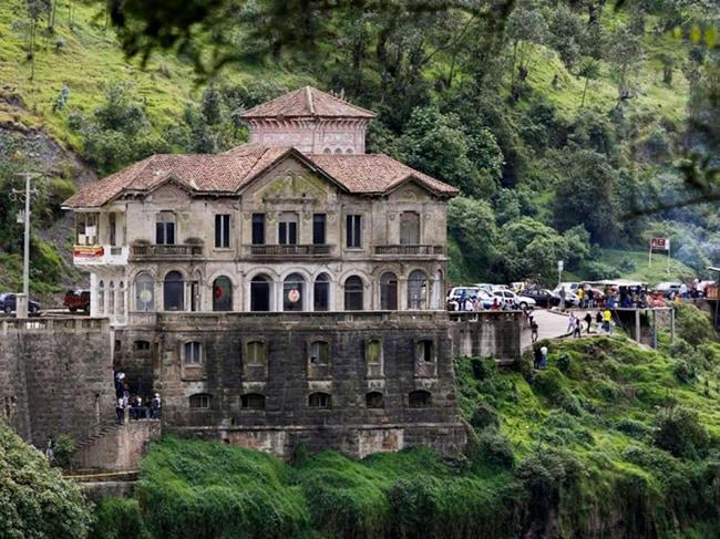 Отель El Hotel del Salto