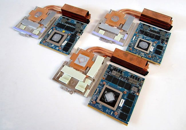 AMD Radeon HD 8970M Crossfire