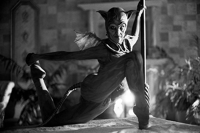 Дракула: страницы из дневника девственницы