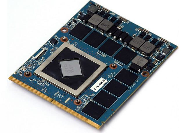AMD Radeon HD 7970M Crossfire