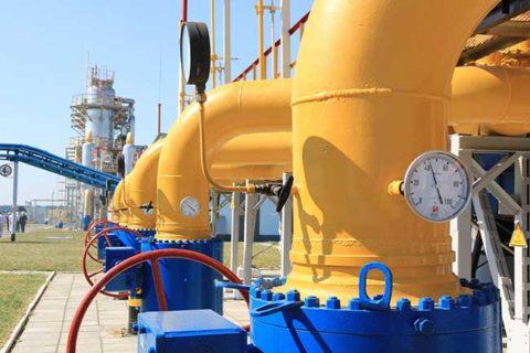 Страны лидеры по добыче газа