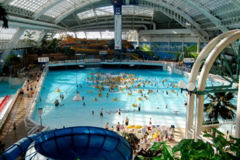 Самые большие аквапарки в мире