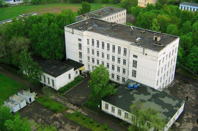 Школа-интернат имени А. Н. Колмогорова