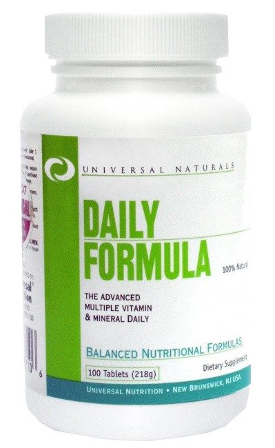 Комплекс витаминов и микроэлементов