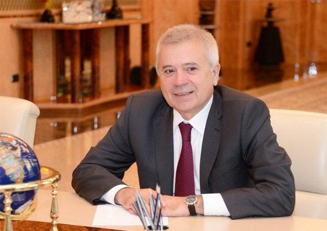 Вагит Юсуфович Аликперов