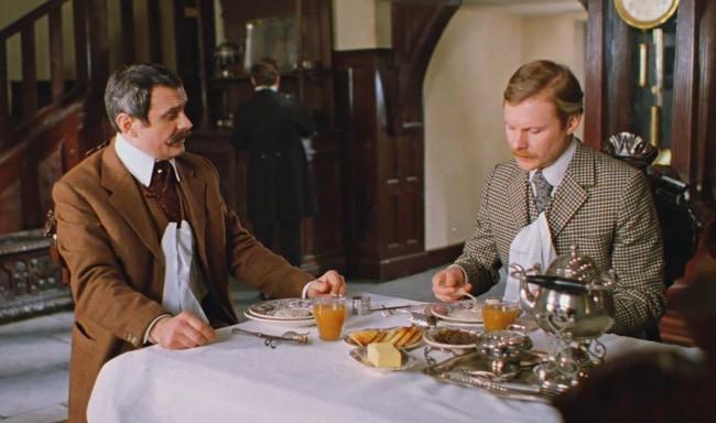 Шерлок Холмс и Доктор Ватсон: Собака Баскервилей