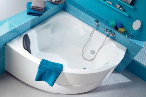 Рейтинг акриловых ванн