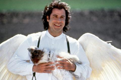 Список фильмов про ангелов