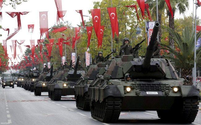 Турции, армия