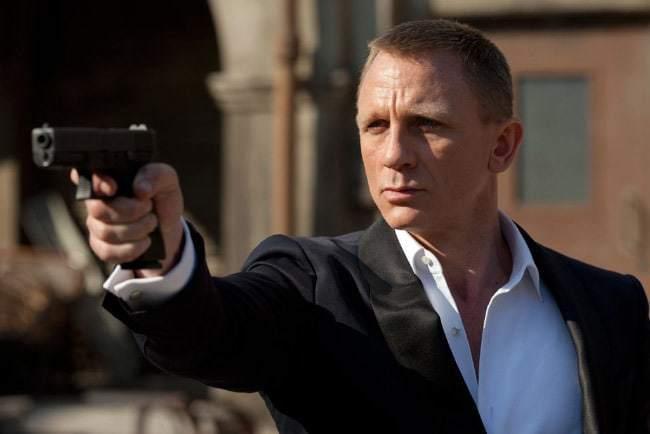007: Координаты «Скайфолл
