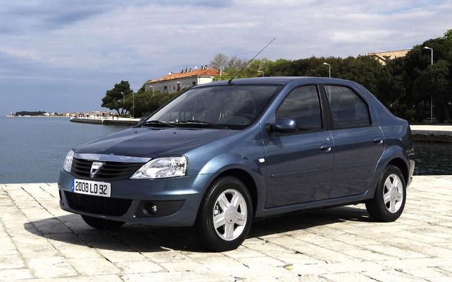Renault (Dacia) Logan