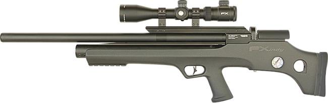 Самые мощные пневматические винтовки