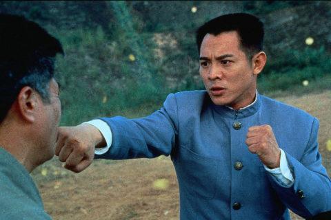 Список фильмов с Джетом Ли