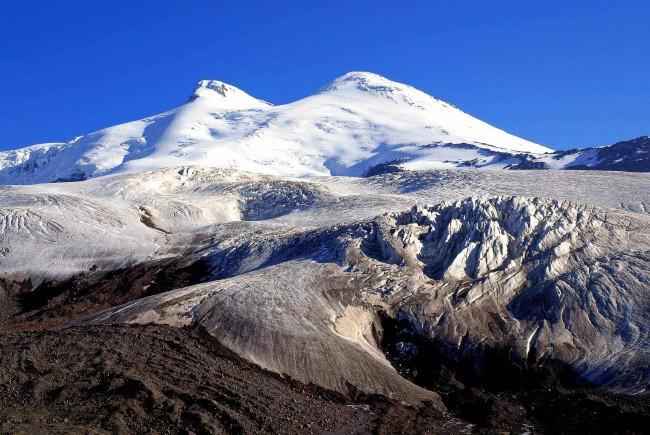 где на кавказе есть вулканы