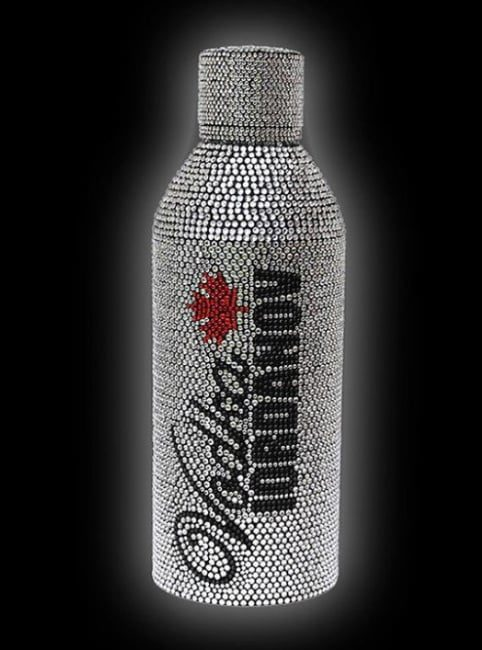 Iordanov Vodka Decadence Version
