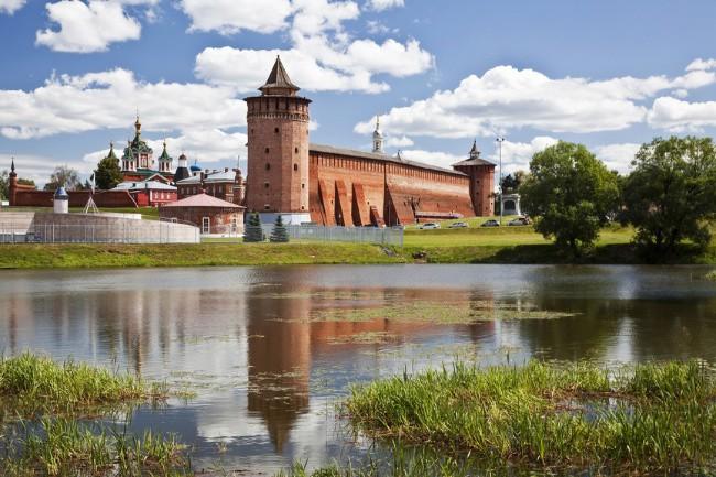 Коломенский каменно-кирпичный кремль