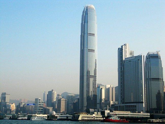 International Finance Centre Tower 2