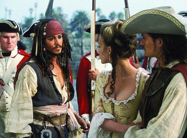 Пираты Карибского моря: Проклятие Черной жемчужины