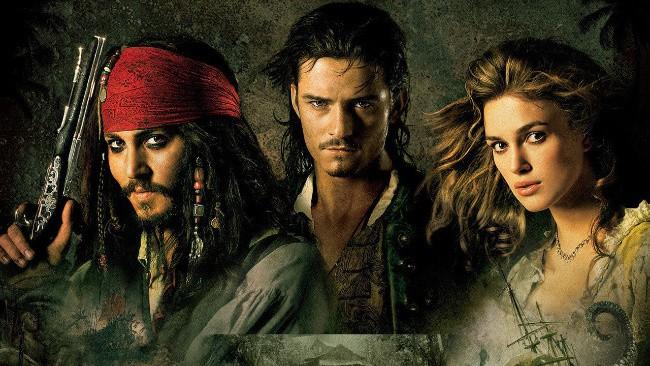 Пираты Карибского моря: Сундук мертвец