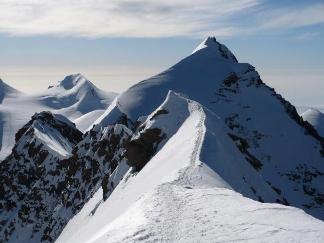 Границы самых высоких гор