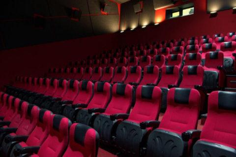 Самые большие кинотеатры в Москве