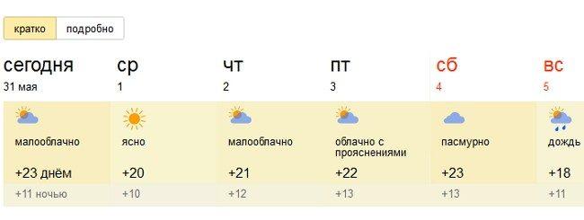 Pogoda.yandex.ru