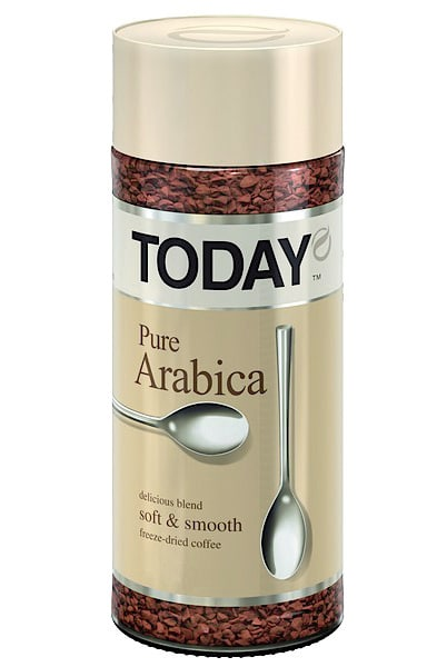 Today Pure Arabica