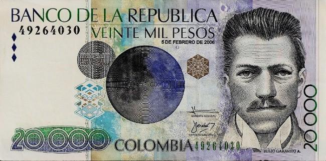 Колумбийский песо