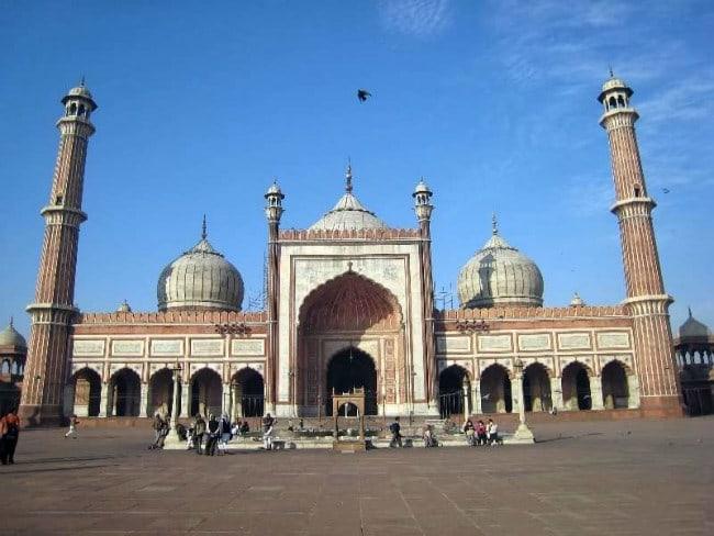 Соборная мечеть Дели
