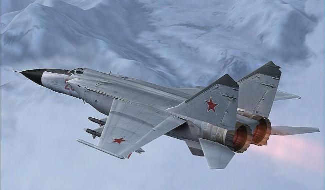 МиГ-25