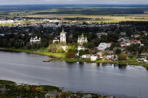 Самые большие области в России