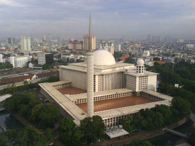 Мечеть Независимости или Истикляль