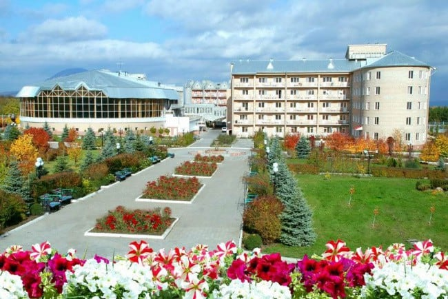 Рейтинг лучших санаториев России с лечением