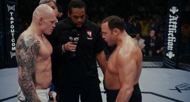 Толстяк на ринге