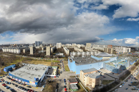 Самые опасные районы Москвы