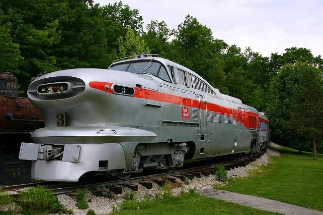 Aerotrain I80HV