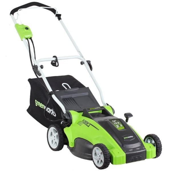 Greenworks 25147 1200W 40cm 3-in-1