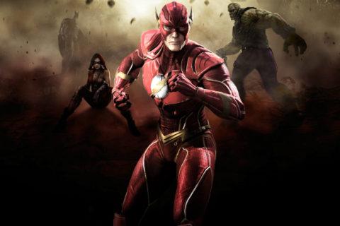 Самые быстрые супергерои