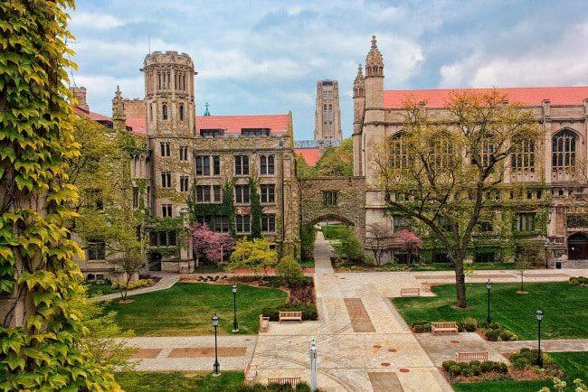 Лучшие университеты мира 2016 года